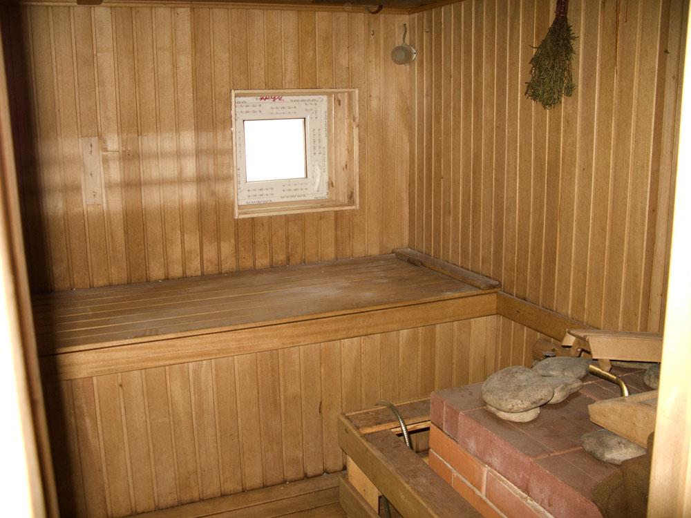 Установка окна в парилке в бане своими руками 935